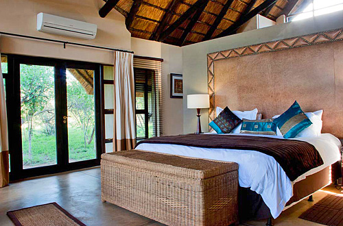 Luxury Chalet Black Rhino Game Lodge Accommodation Bookings Pilanesberg Game Park Black Rhino Private Game Reserve Luxury Accommodation
