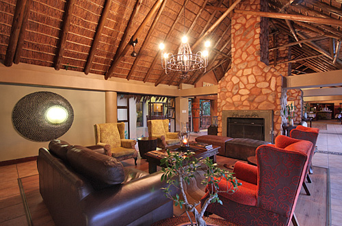 Main Lodge Lounge Entertainment Area Ivory Tree Game Lodge Accommodation Bookings Pilanesberg Game Park Black Rhino Private Game Reserve Luxury Accommodation
