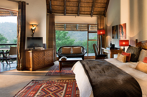 Kwa Maritane Bush Lodge Safari Hotel Rooms Big 5 Pilanesberg National Park South Africa