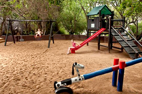 Childrens Playground Kwa Maritane Bush Lodge Accommodation Bookings Pilanesberg Game Park Child friendly Accommodation Kwa Maritane Bush Lodge Big 5 Pilanesberg National Park South Africa