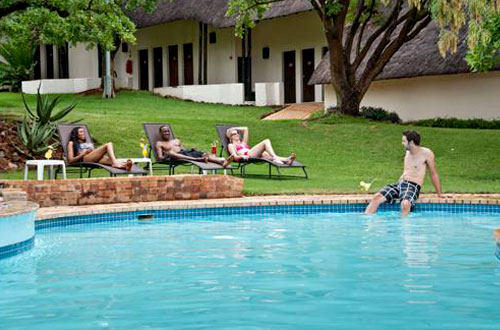 Relaxing Swimming Pool Kwa Maritane Bush Lodge Accommodation Bookings Pilanesberg Game Park Kwa Maritane Bush Lodge Big 5 Pilanesberg National Park South Africa
