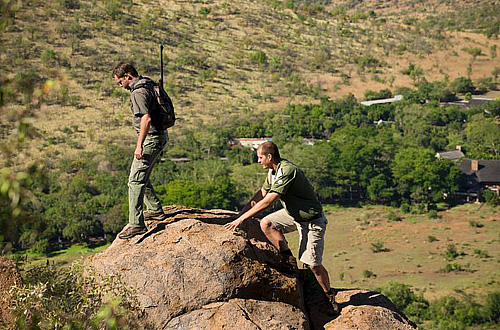 Kwa Maritane Bush Lodge Big 5 Pilanesberg National Park South Africa
