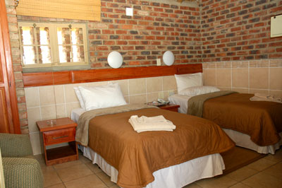 Twin Bedroom Chalets at Manyane Resort Accommodation Bookings for Pilanesberg Game Park,Luxury Accommodation